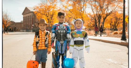 Trick or Treat on Main St.